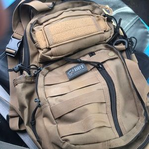 DDT survival backpack